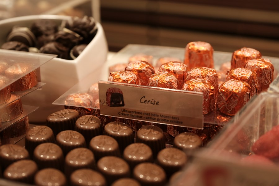 belgian chocolate tasting tour