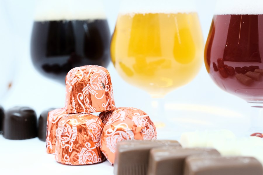 belgian beer and chocolate pairing brussels